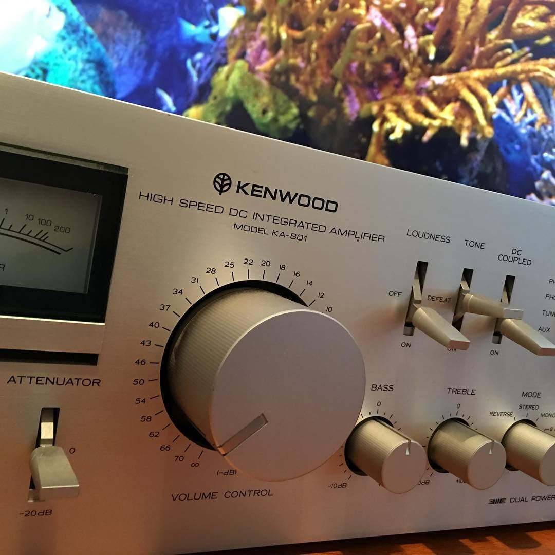 "Audio Home on Instagram: ""KENWOOD KA-801  #audioclubsp #audioclub #studio #amplifier #technics #integrated #kenwood #kenwoodaudio #audio #loudspeakers #stereo…"""