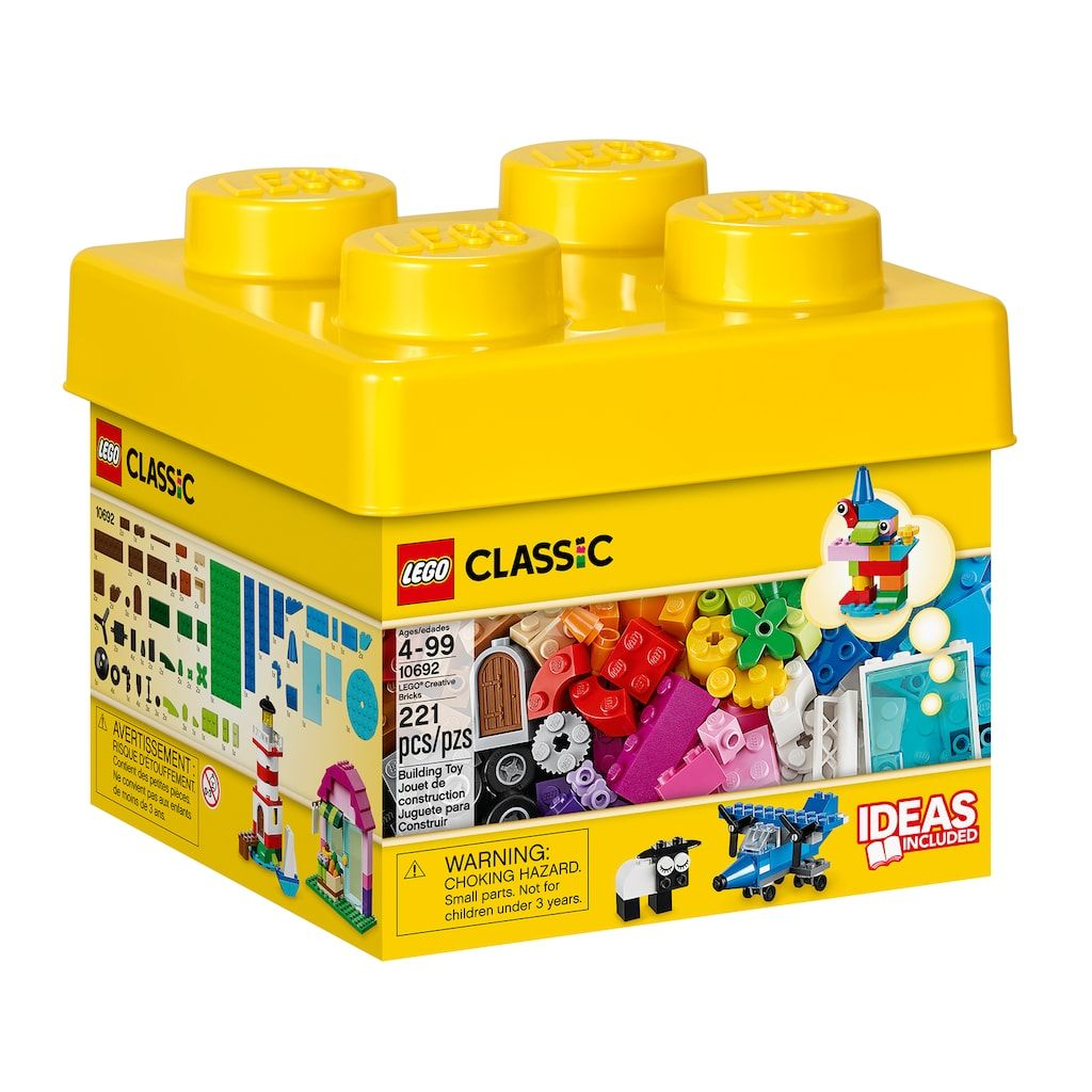 Classic Bricks Lego Creative Set 10692Products mnwyOvPN08