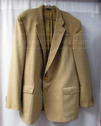 shopgoodwill.com: Sophisticated Lg Men's Hunter Haig Suit Jacket