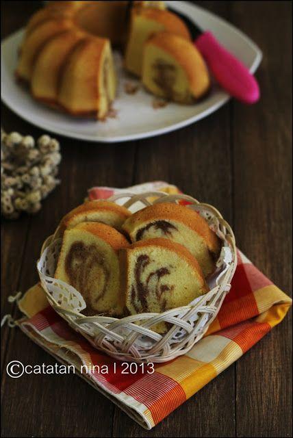 Resep Marmer Cake Pak Sahak : resep, marmer, sahak