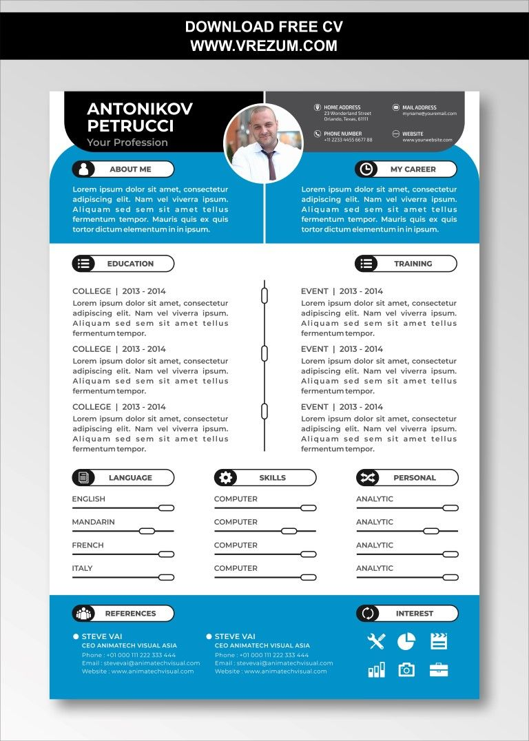 Free Resume Templates Publisher Resume Examples Retail Resume Examples Resume Writing Examples Resume Template Free
