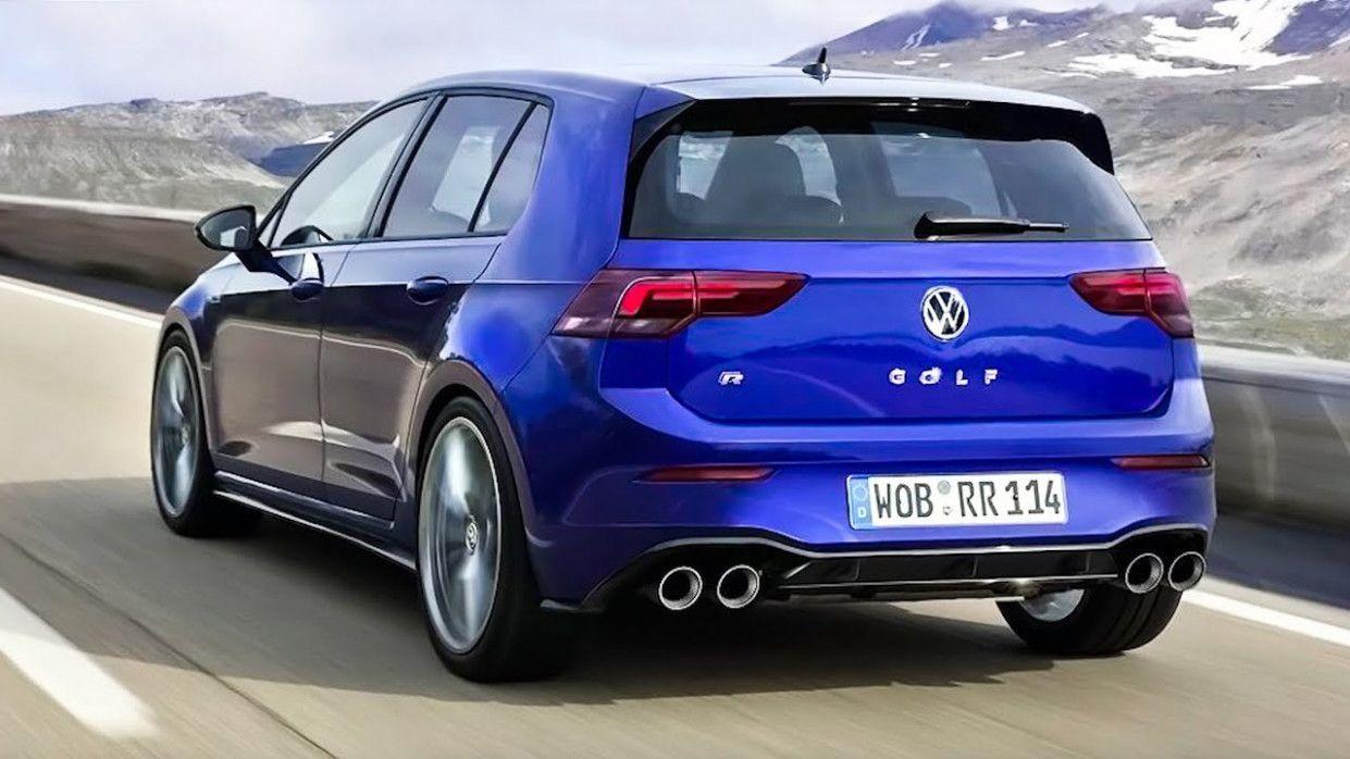 2020 Vw Gti R Volkswagen Golf Volkswagen Volkswagen Golf R