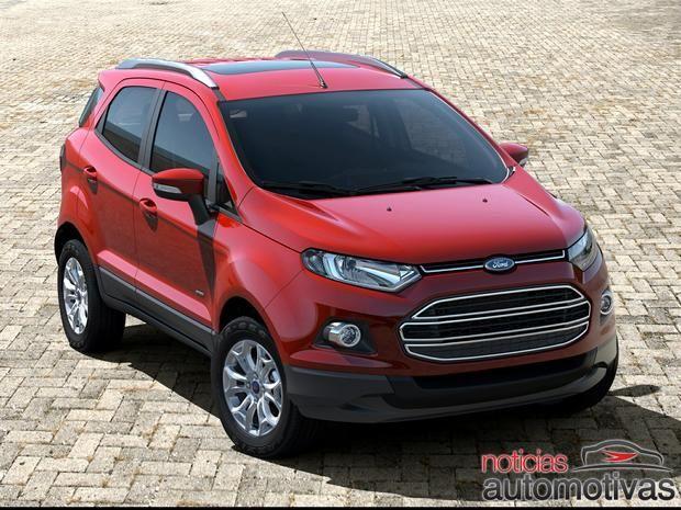 Noticias Automotivas Noticias De Carros Ford Ecosport Suv Carros