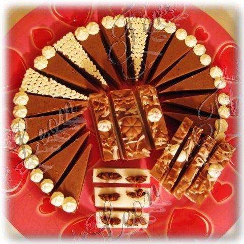 Pasteles de Jabon en rebanadas, conocelos estan erriquesidos con ingredientes especificos que haran un deleite en tu piel.