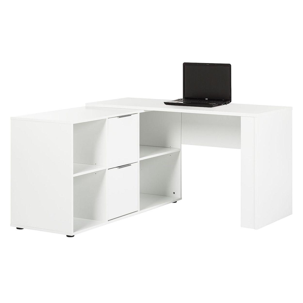 Schreibtisch und Sideboard in einem (ausklappbar) - cleveres ...