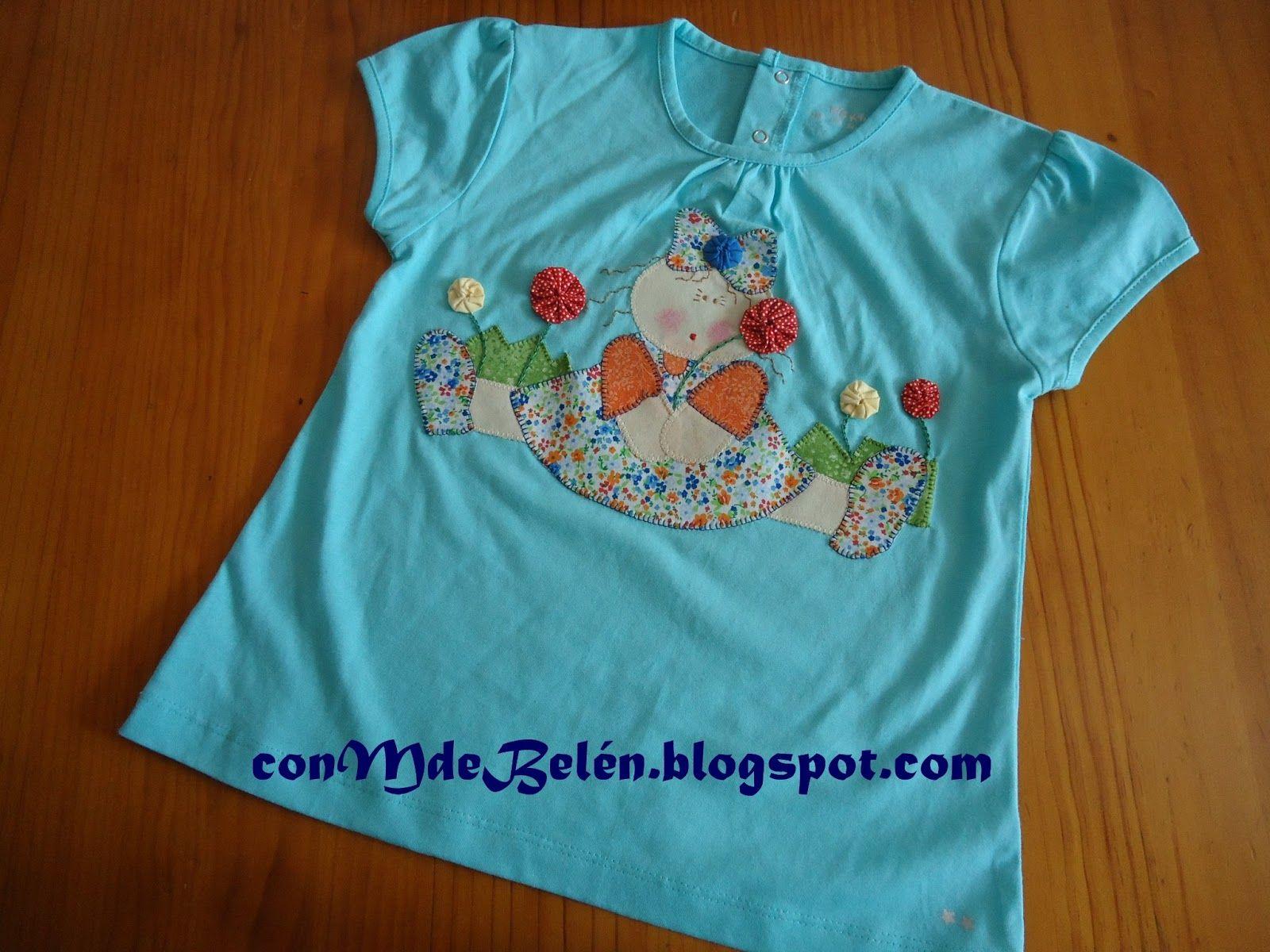 Con M de Belen: Camisetas