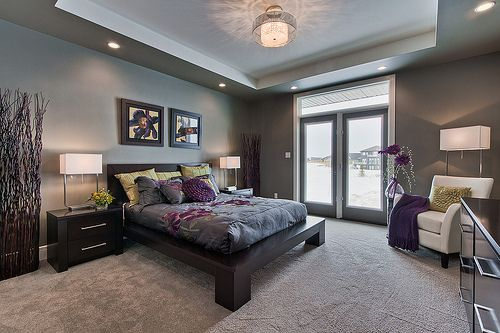 Masculine Bedroom Colors New Gray And Purple Lovely  Bedroom Inspiration  Pinterest Design Ideas