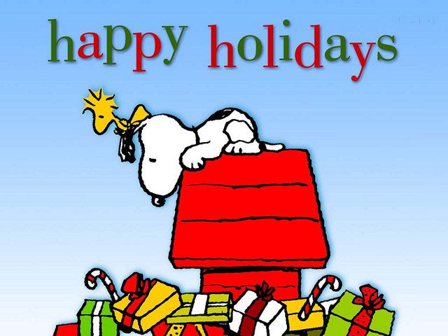 Snoopy Christmas Wallpaper Snoopy christmas and Snoopy