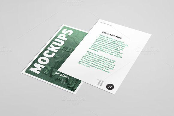 Flyer Mockup - 06 | Mockup