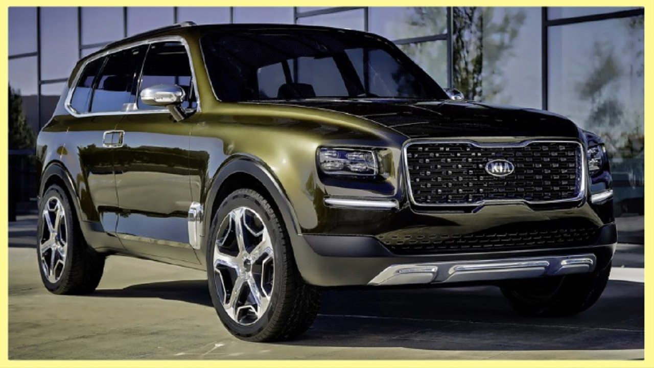 2018 kia telluride price. delighful telluride 2017 kia telluride exterior interior and driving with 2018 kia telluride price