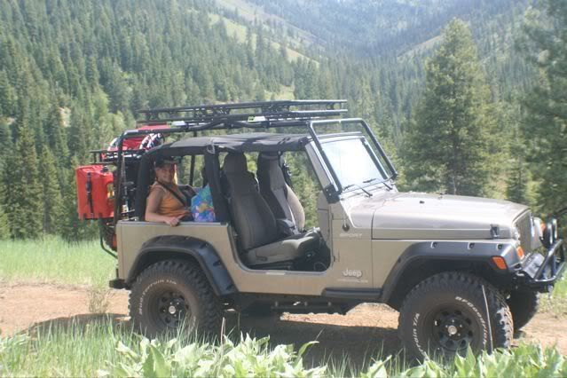 Roof Rack Amp Soft Top Good Idea Or Bad Jeepforum Com