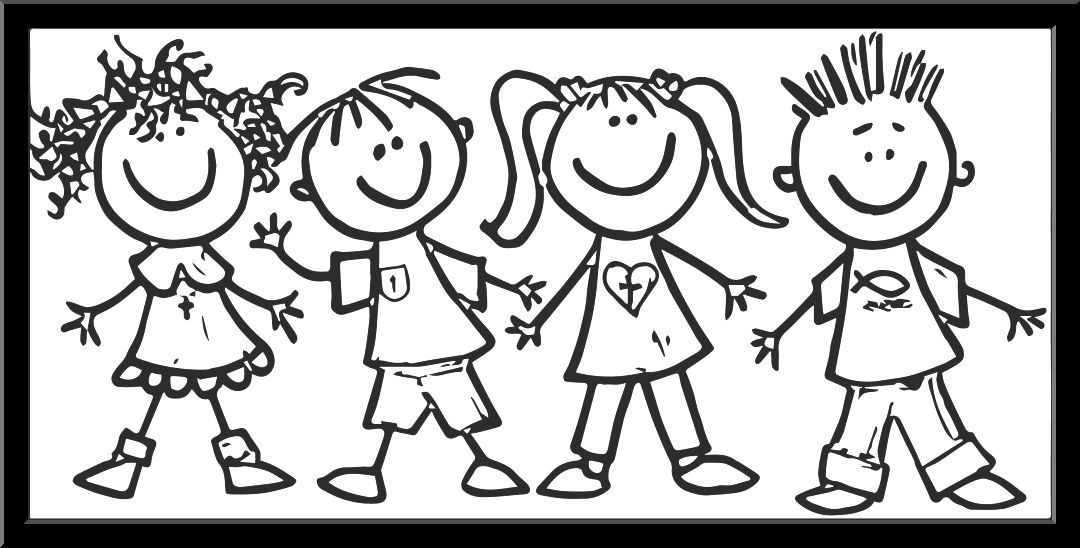 Preschool Clip Art Black And White Archives