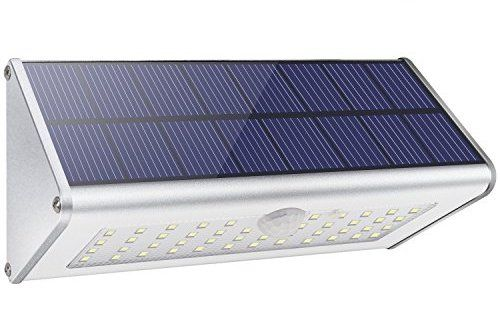 ICYMI 46 LED Licwshi eclairage exterieur imperméable Alliage d