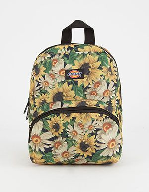 Sunflower Summer Garden Blossom Bloom Plant Casual Daypack Travel Bag College School Backpack for Mens and Women Backpacks Bags, Packs & Accessories