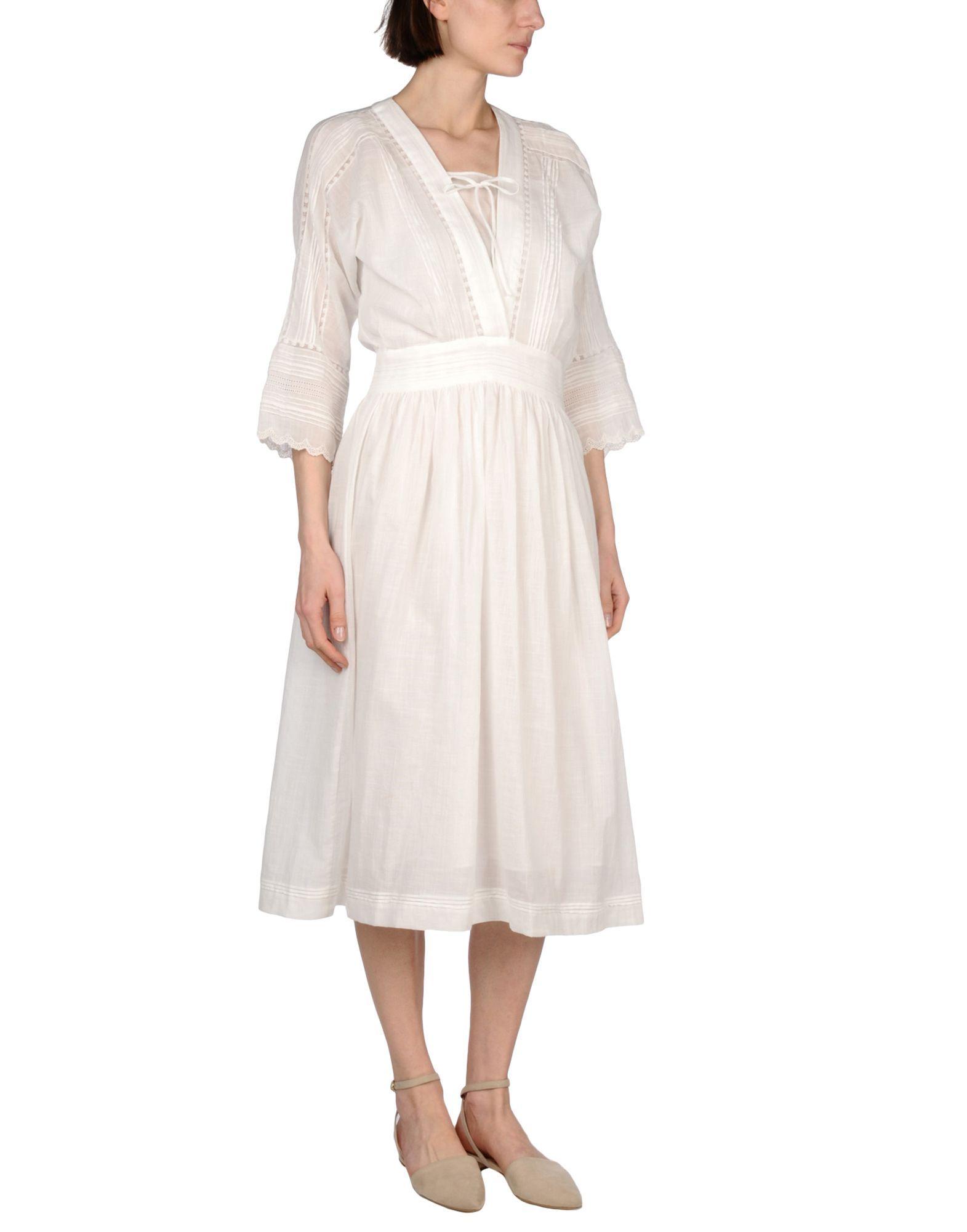 DRESSES - 3/4 length dresses Vanessa Bruno F8lua02