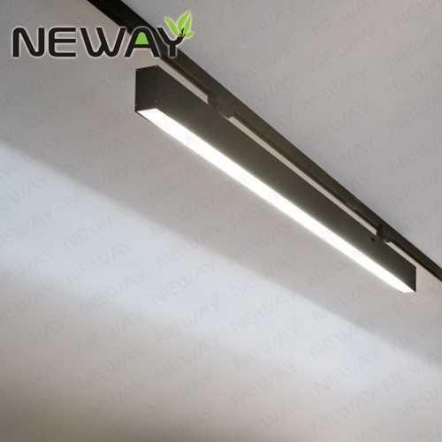 24w36w48w60w Linear Led Pendant Track Lighting