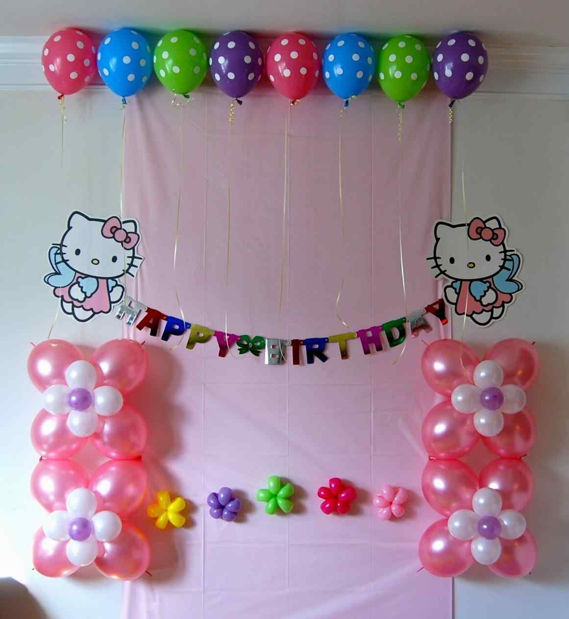New post birthday room decoration for friend has been published on