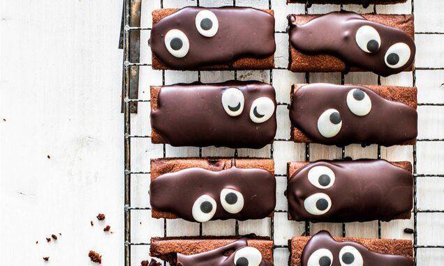 Halloween Brownies #halloweenbrownies #halloweenbrownies Halloween Brownies #halloweenbrownies #halloweenbrownies