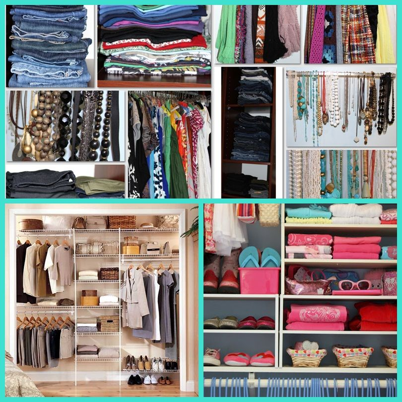 Here Are 15 Organizing Ideas That Will Help You Organize Your Bedroom Closet E And Oh Can Also Use The To Other Storage Es In
