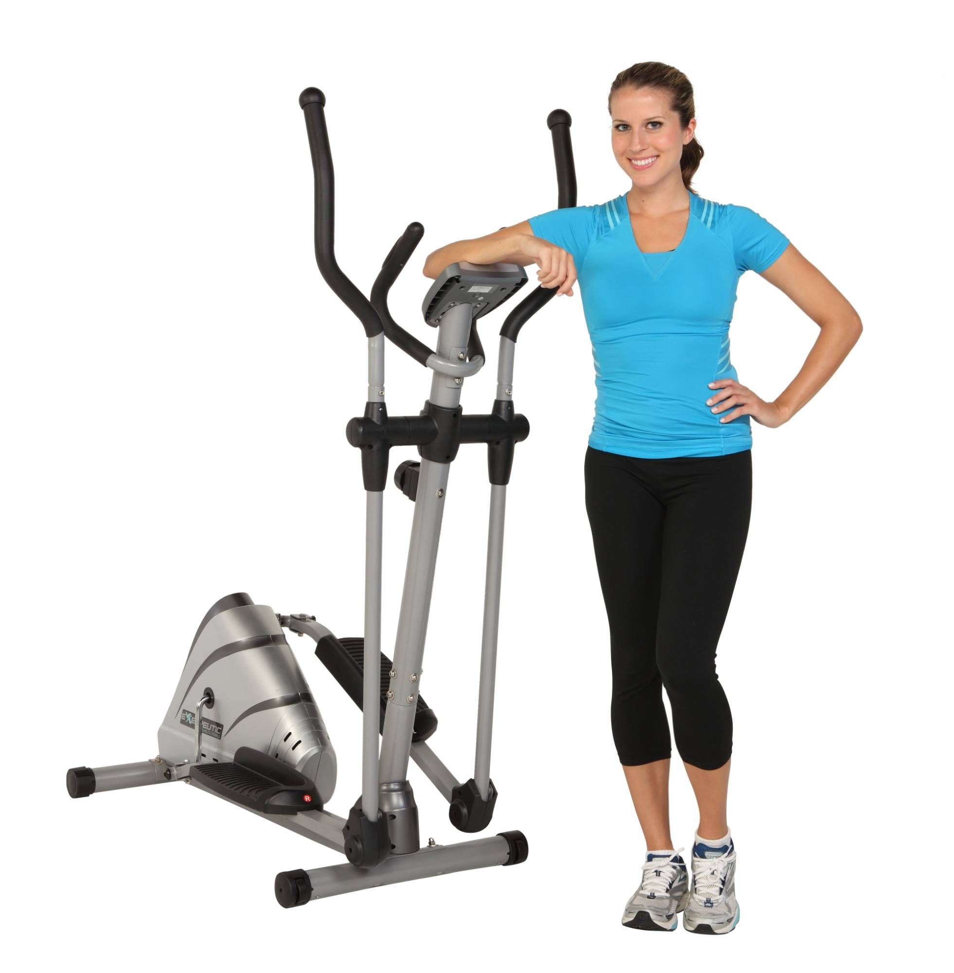 Sports Outdoors No Equipment Workout At Home Gym Elliptical