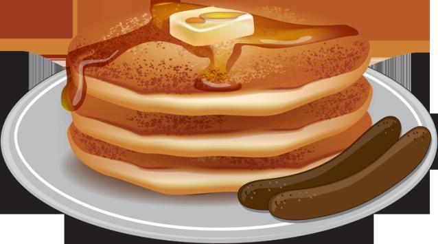 pancake and sausage clipart google search fundraiser ideals rh pinterest com pancake clip art black and white pancake clip art breakfast
