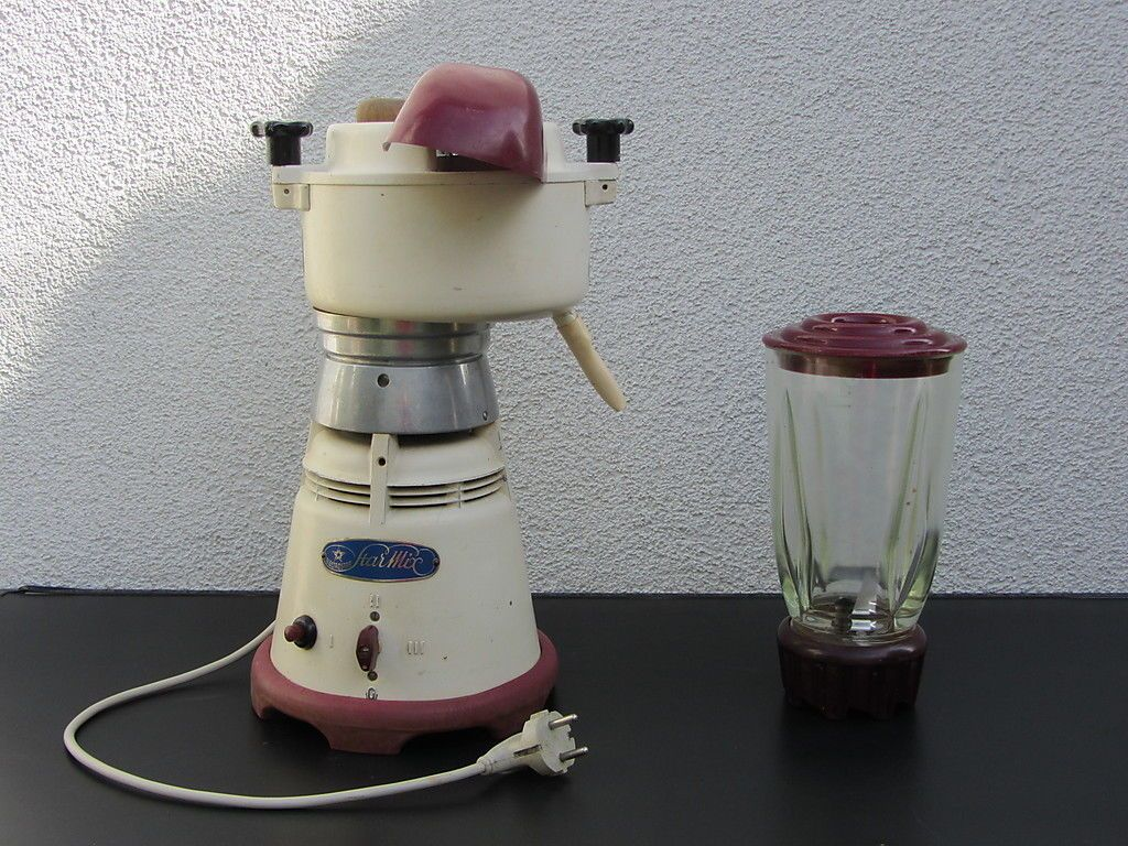 Starmix Küchenmaschine ~ Starmix blender the latest version with a new fitting for the