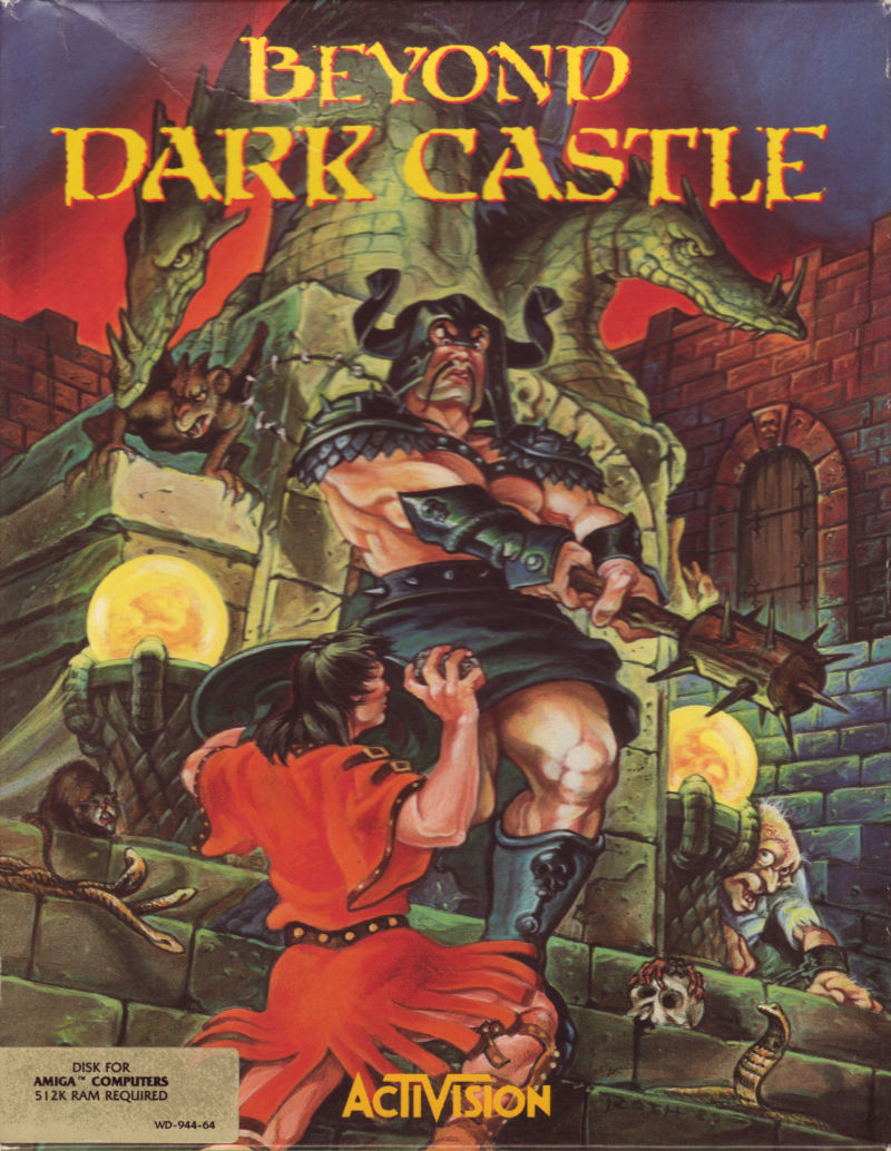 Beyond Dark Castle (1989) Amiga [amiga.gamepixels.xyz