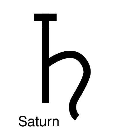 Saturn Symbol More Logos Pinterest