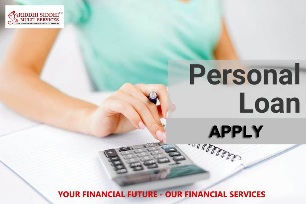 With Riddhi Siddhi Multi Services You Can Avail Personal Loans At Attractive Interest Rates Your Financial Future Our Loan Calculator Personal Loans Loan