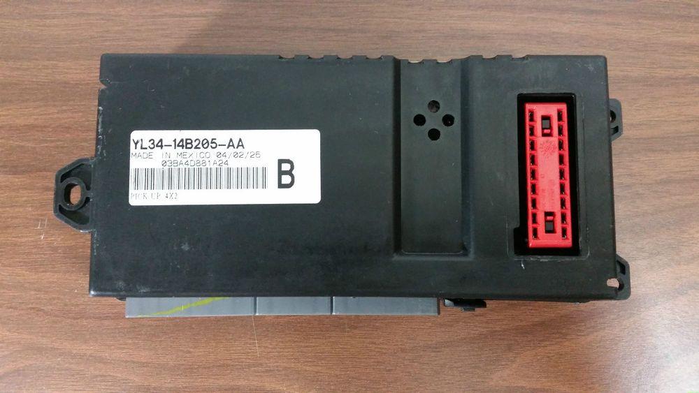 1999 2004 Ford F150 Gem Multifunction Control Module Oem Yl34 14b205 Aa 4507 2004 Ford F150 Ford F150 F150