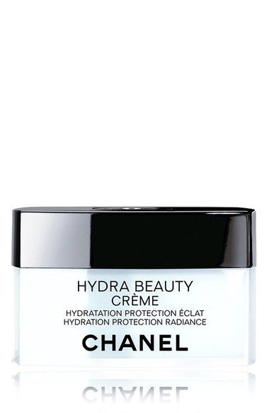 CHANEL HYDRA BEAUTY CRÈME  Hydration Protection Radiance available at #Nordstrom