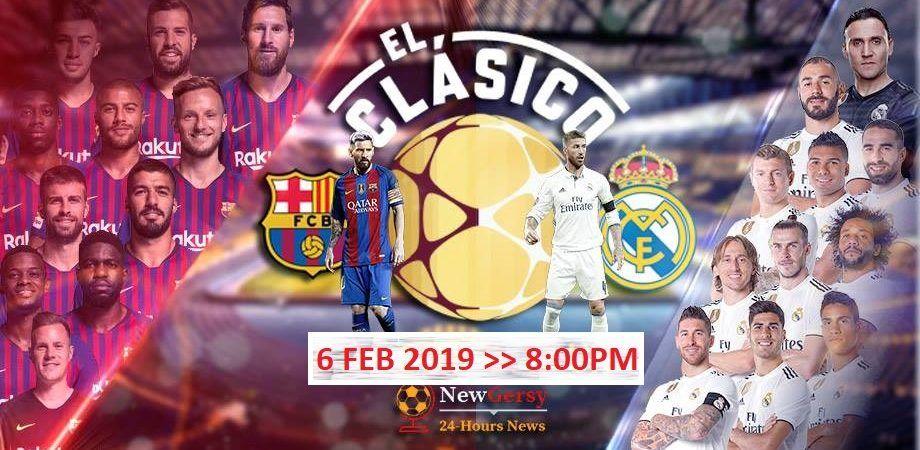Barcelona Vs Real Madrid Score Prediction Lineups Odds Live Stream Tv Tickets H2h El Clasico Preview Real Madrid Barcelona Vs Real Madrid Madrid