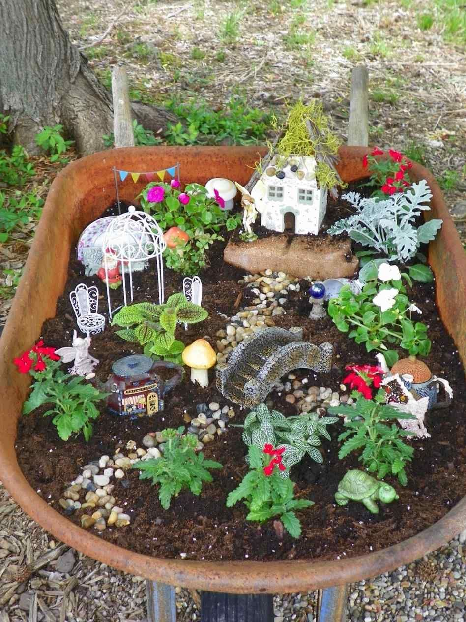 14 Best Home Depot Fairy Garden Ideas Outdoor Decor