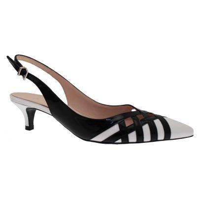 Peter Kaiser low heel sling back sandal