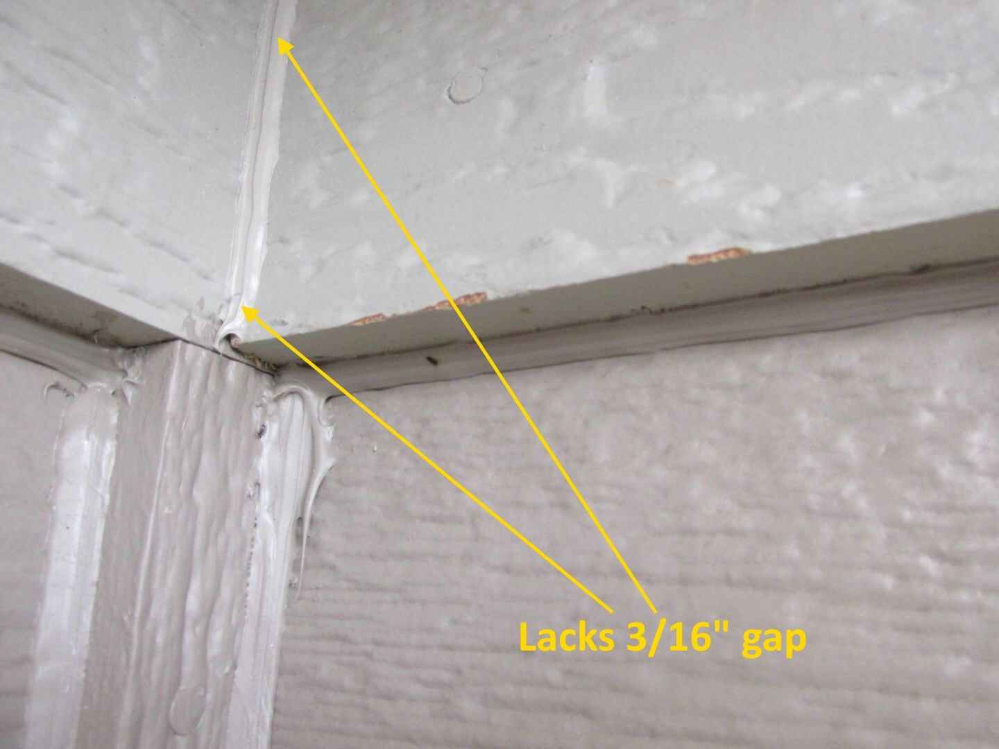 Many Problems With Installations Of Lp Smartside Siding Lp Smart Siding Installing Siding Siding
