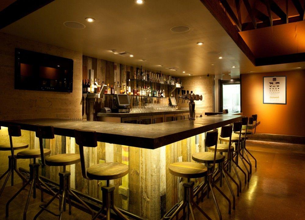 Фото барных стоек ресторан