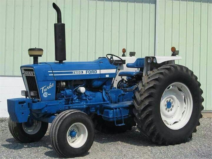 Ford 6630 92 97 90 Hp Old Tractors Tractors Ford Tractors