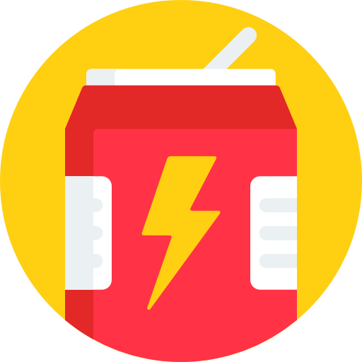 Energy Drink Free Vector Icons Designed By Freepik In 2020 Vector Free Vector Icon Design Vector Icons