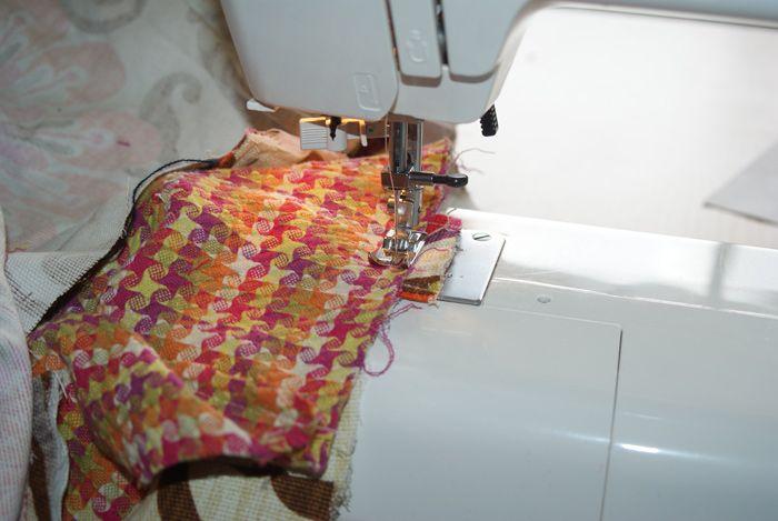 Make a Big Beautiful Beach Bag! - Tutorial - Muse of the Morning Crafty Kits, Wool Felt & PDF Sewing Patterns