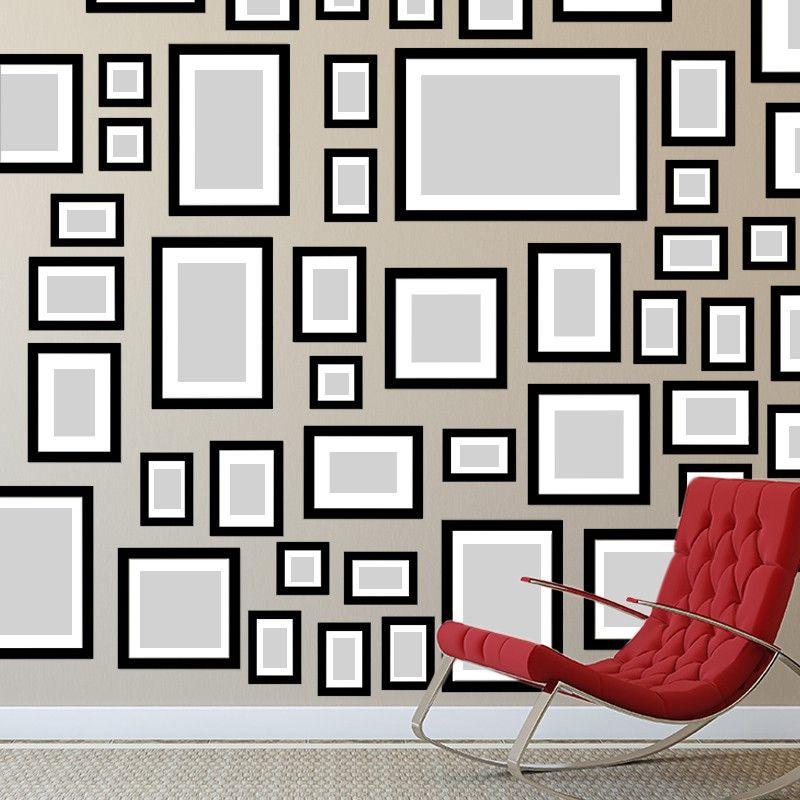 petersburger h ngung tipps tricks ideen f r bilderw nde bilderw nde gestalten in 2018. Black Bedroom Furniture Sets. Home Design Ideas
