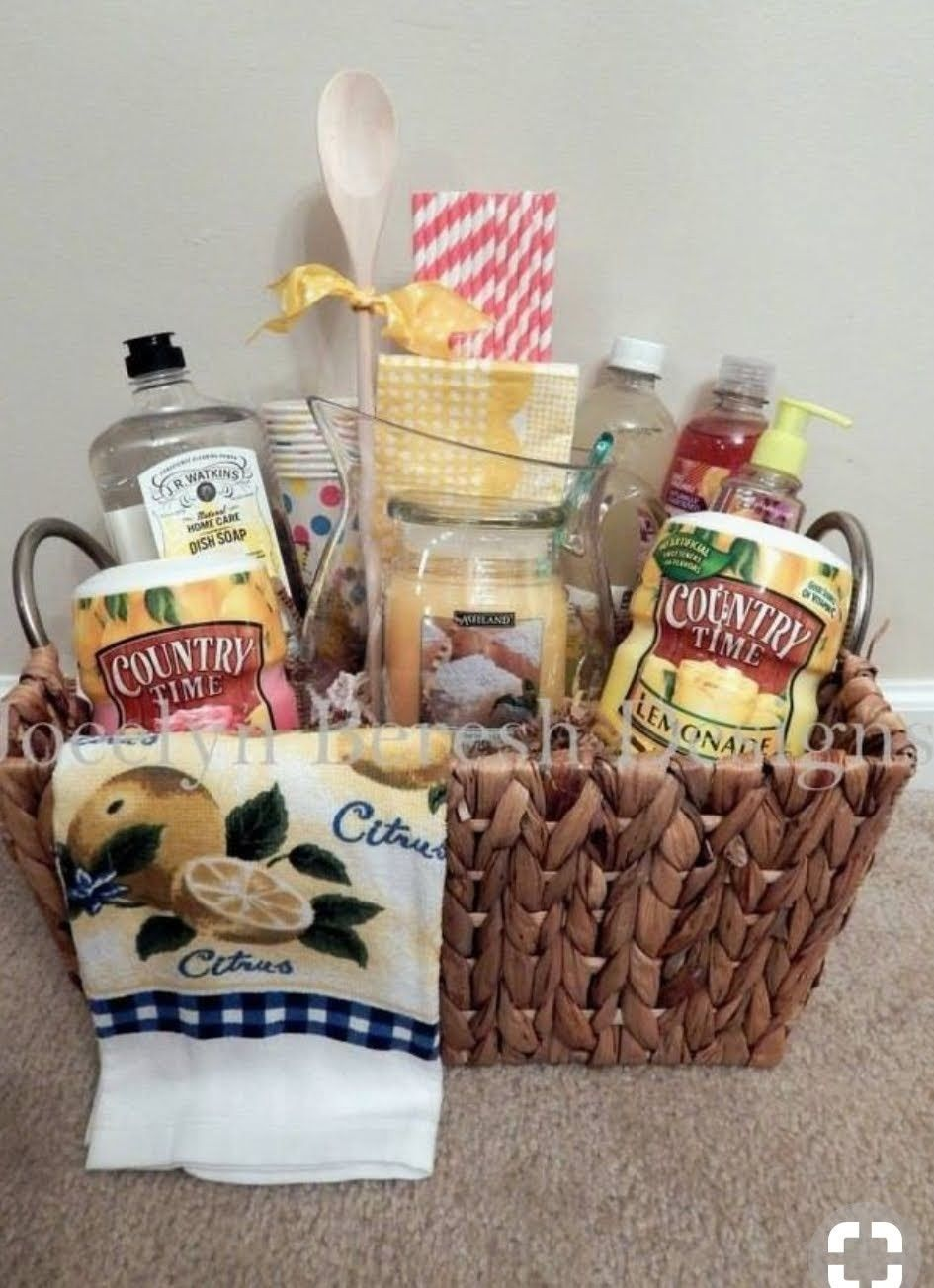 Pin By Tracy Wyatt On Gift Ideas Bags Boxes Themed Gift Baskets Easy Gift Baskets Auction Gift Basket Ideas