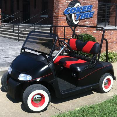 Coker Classic Golf Cart 2 1 2 Inch Whitewall 18x8 50 8 Golf Carts Classic Golf Ezgo Golf Cart