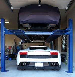 suv lift price approve item scissor with portable low for ce car garage personal