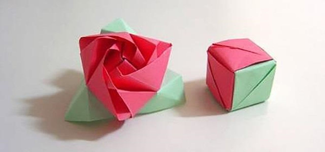 Make Your Own Origami Cube: An Introduction to Architecture 101 ... | 600x1280