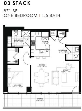 Luxury Condos Boston Sepia At Ink Block South End Floor Plans Floor Plans Luxury Condo Ink Block