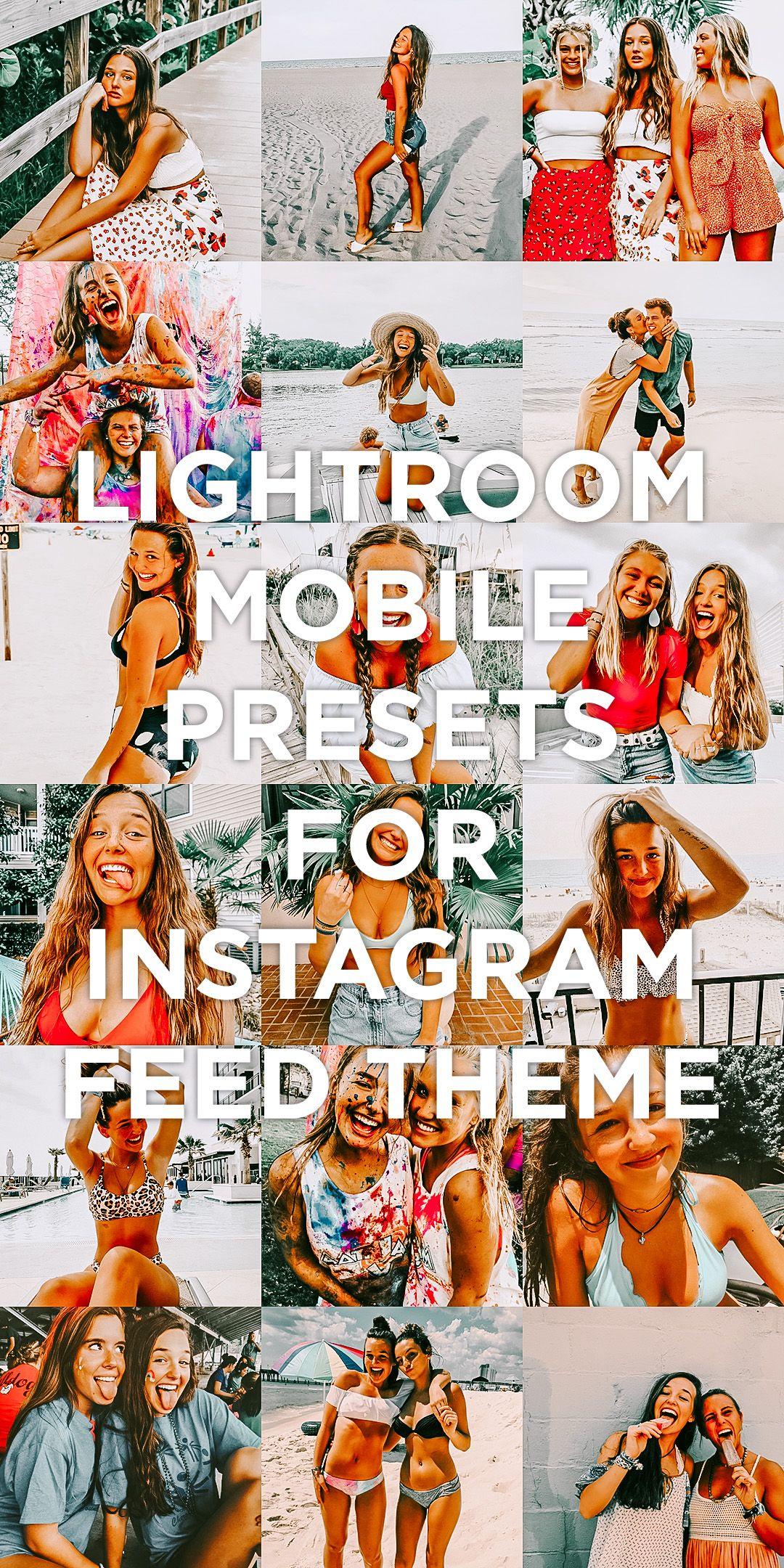 7 mobile lightroom presets bondi photo ideas iphone