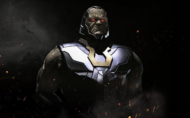 Darkseid Injustice 2 Video Game Dark Villain Darkseid Injustice 2 Game Injustice 2
