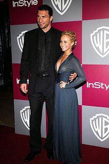Short Celebrities Hayden Panettiere Height   Cm