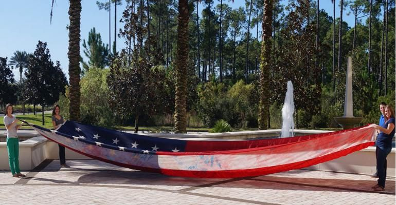 Advanced disposal properly recyclednbsp1498 american flags