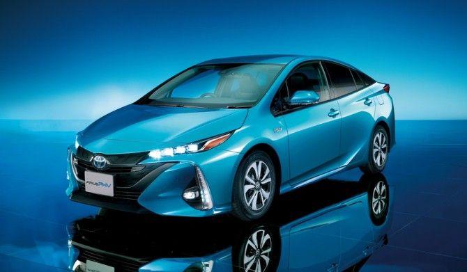 トヨタプリウスPHVを発売Toyota